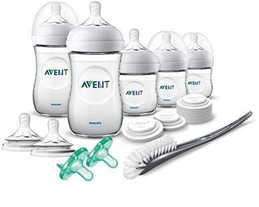 Baby Bottle Set Newborn Moms Accessories Parent Soft ...