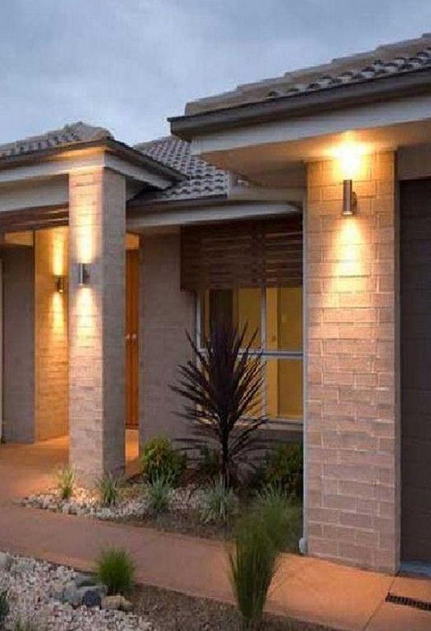 Outdoor Lighting Ideas House 15 In 2020 Modern Outdoor Lighting House Lighting Outdoor Modern Exterior Lighting