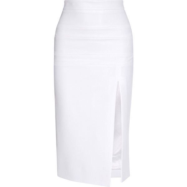 Cushnie et Ochs Stretch-jersey pencil skirt (1 200 210 LBP ...