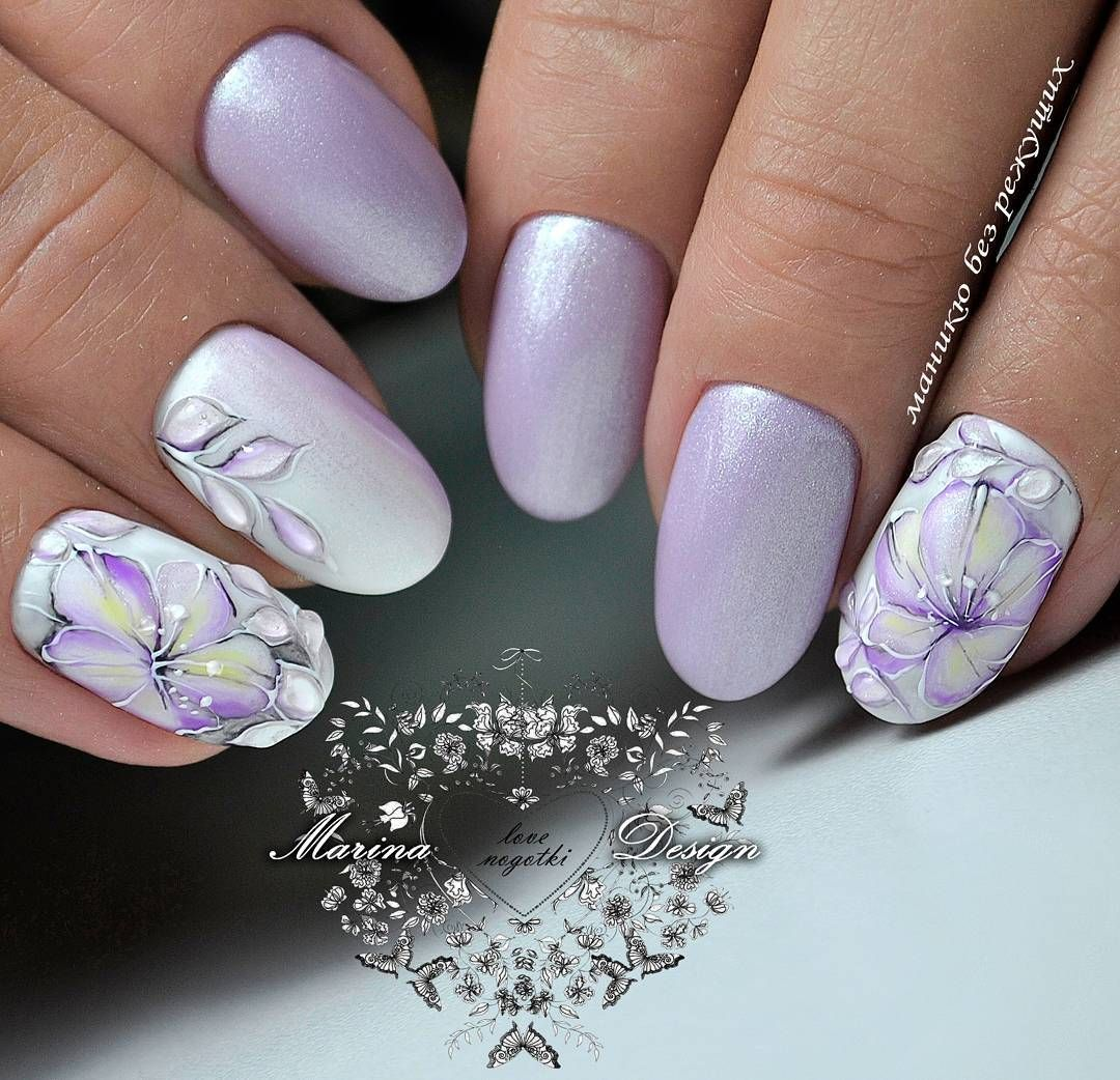 1,480 Likes, 12 Comments - Лучшие идеи маникюра! (@nails_page__) on ...
