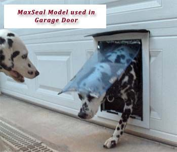Charmant Pet Doors Installed In Overhead Garage Doors, Several Models Available From  The Most Secure And Insulated To The Best Utility Models Available. ...