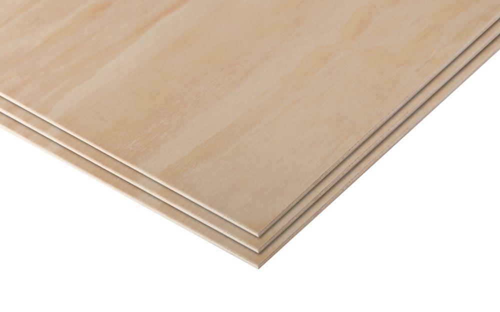 G1s Plywood 1 4 Inches X 24 Inches X 24 Inches Plywood Home Depot Plywood Panels