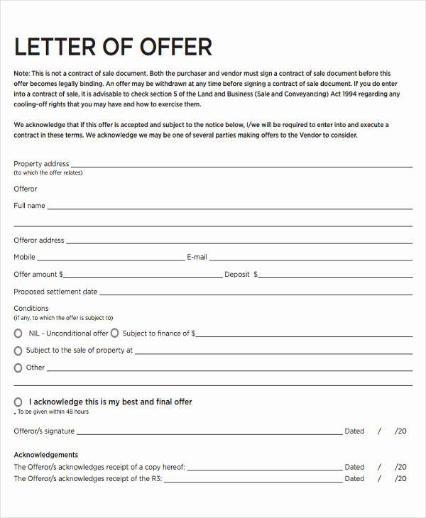 Pin On 30 Real Estate Offer Letter Letter Templates Free Letter Template Word Letter Templates