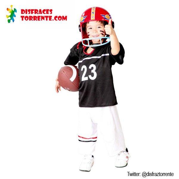 Disfraz Jugador Rugby Niños Envío Garantizado 48h Disfraces Para Niños Jugadores De Rugby Disfraz