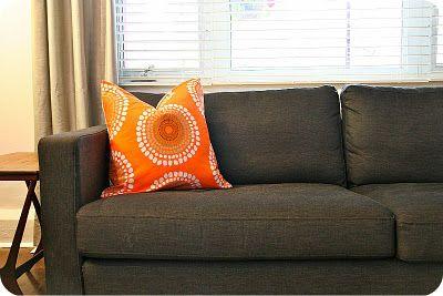 new living room pillow