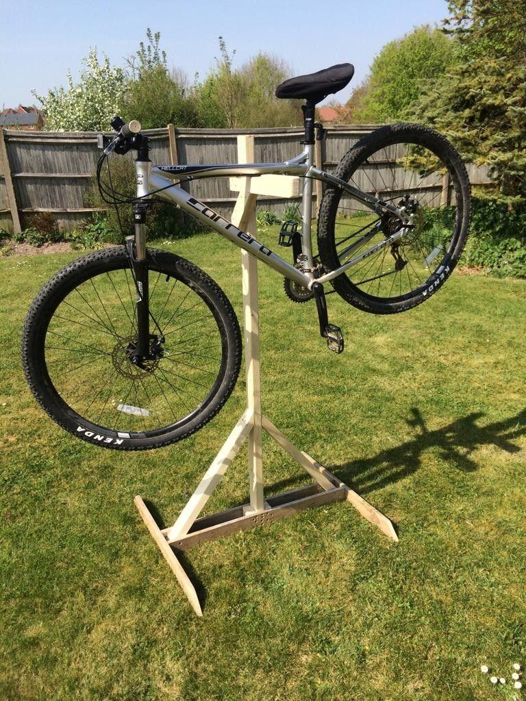 bike repair stand bike maintenance