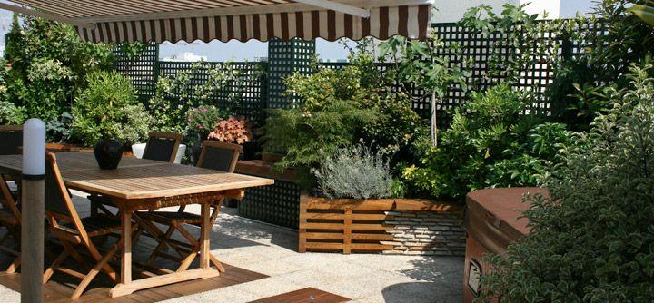 laissons entrer le soleil balcon terrasses pinterest. Black Bedroom Furniture Sets. Home Design Ideas