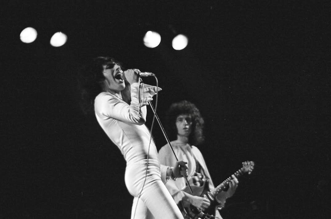 40 years of Bohemian Rhapsody: exclusive shots of Queen – in pictures