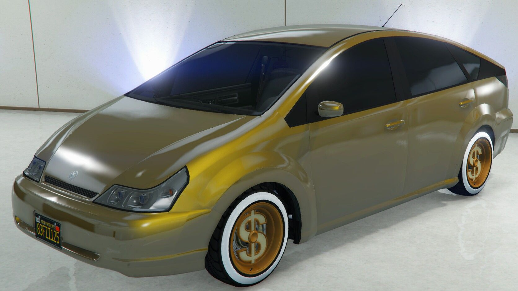 The Karin Dilettante Real Life Counterpart The Toyota Prius