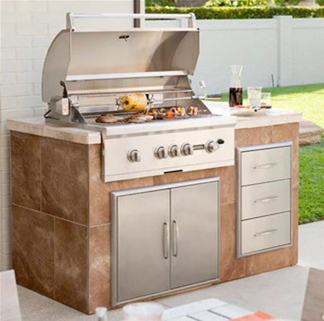 Outdoor living Coyote Arte Cucine | Outdoor - Kitchens | Pinterest