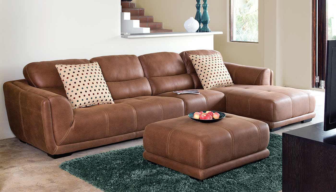 Giant Daybed With Ottoman Available From Rochester Furniture.
