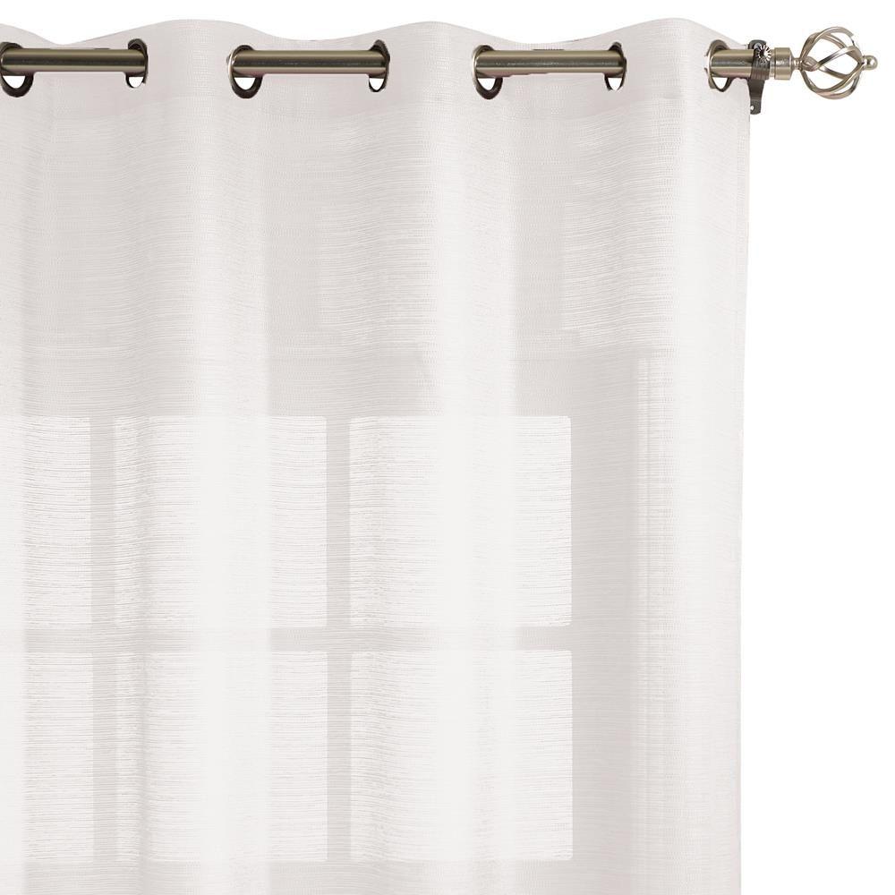 Comment Installer Rideau Et Voilage rideau semi-transparent colibri | rideaux, rideaux voilages