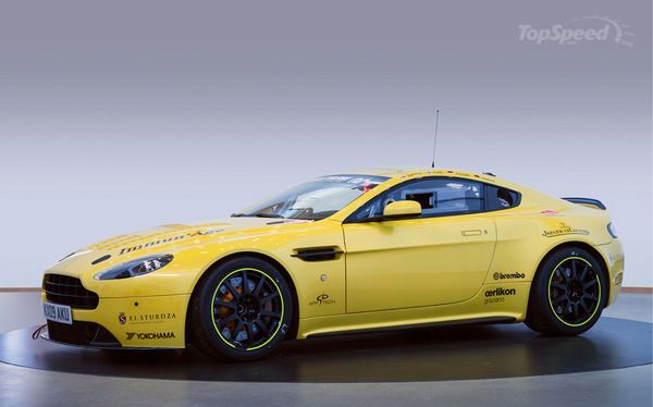 2013 Aston Martin V12 Vantage Race Car Top Speed Aston Martin V12 Aston Martin V12 Vantage Aston Martin