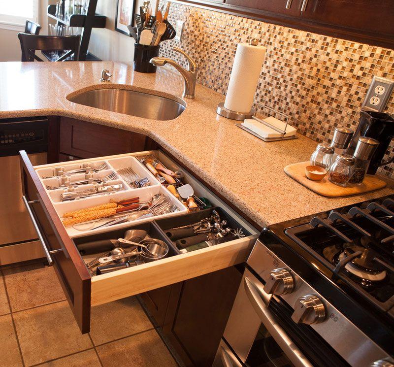 10 Consejos Para Los Disenos De Cocinas Pequenas Cocinas