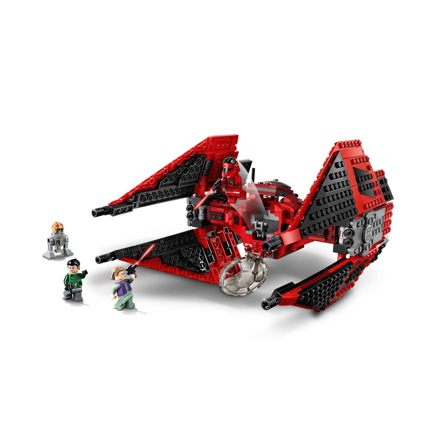 IN STOCK Lego Star Wars Major Vonreg/'s TIE Fighter 75240