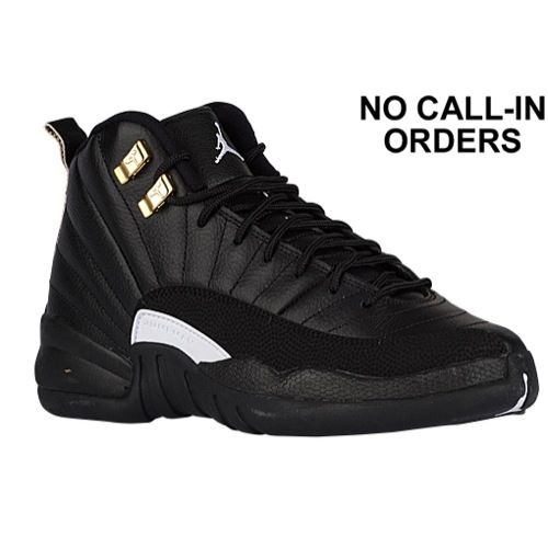 26c76b71213f right view of kids grade school air jordan retro 12 basketball shoes ...