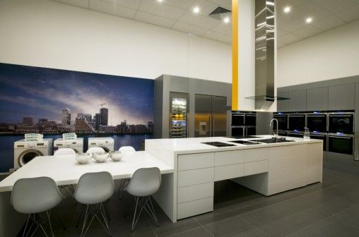 bosch appliance showroom - Google Search | Kitchen ...