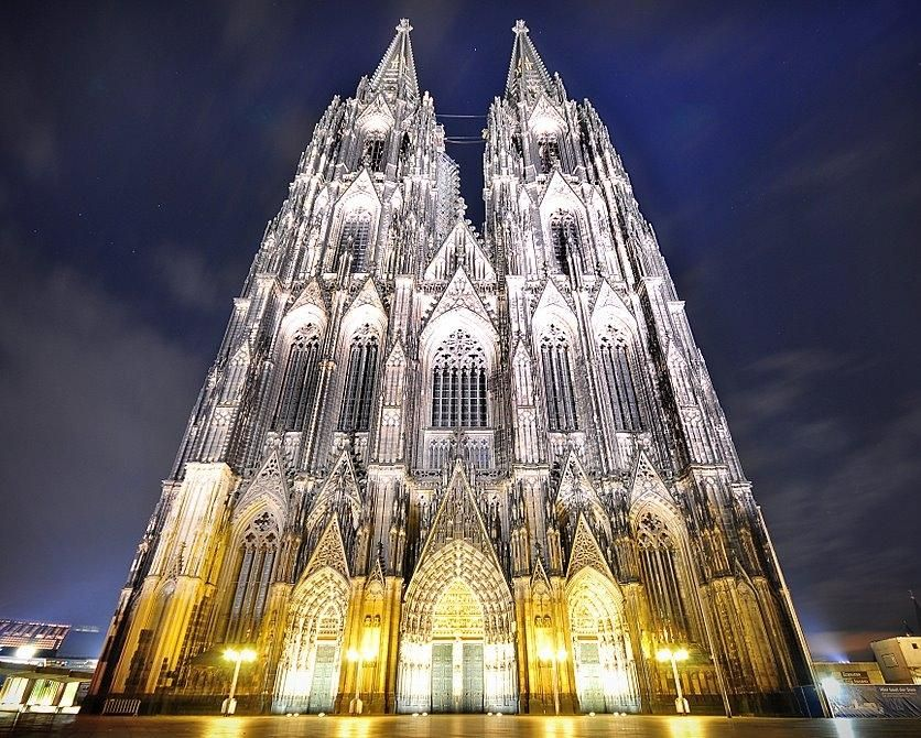 Cologne Cathedral Germany Dominic Kamp Flickr Cologne Cathedral Cathedral Places To Visit