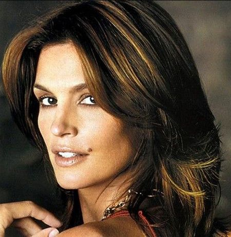 Cindy Crawford's famous mole | Something on Your Face | Mole