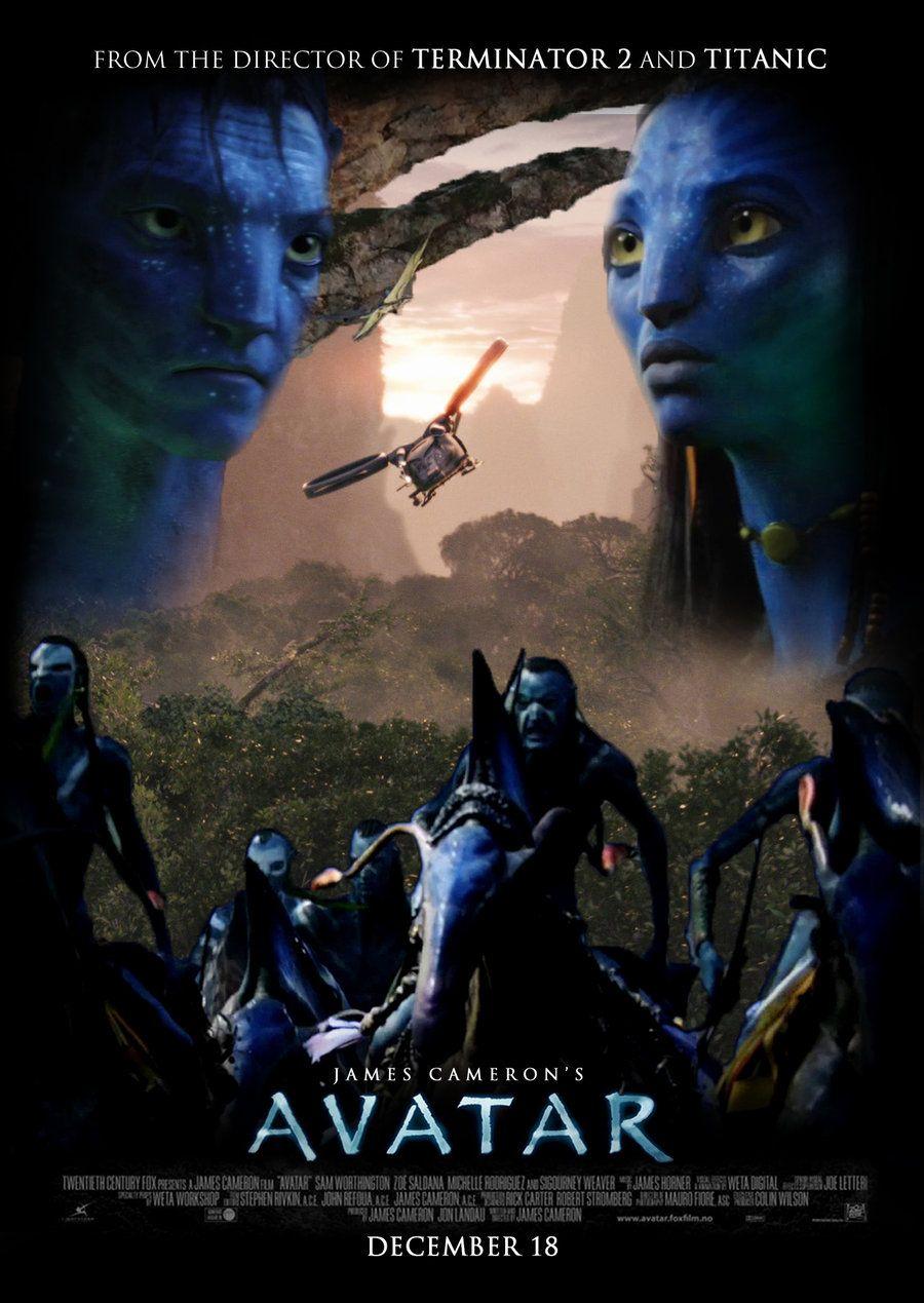 Avatar poster buscar con google cine carteles de cine