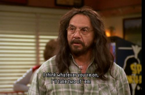 That 70 S Show Tommy Chong Am I The Only Person Who