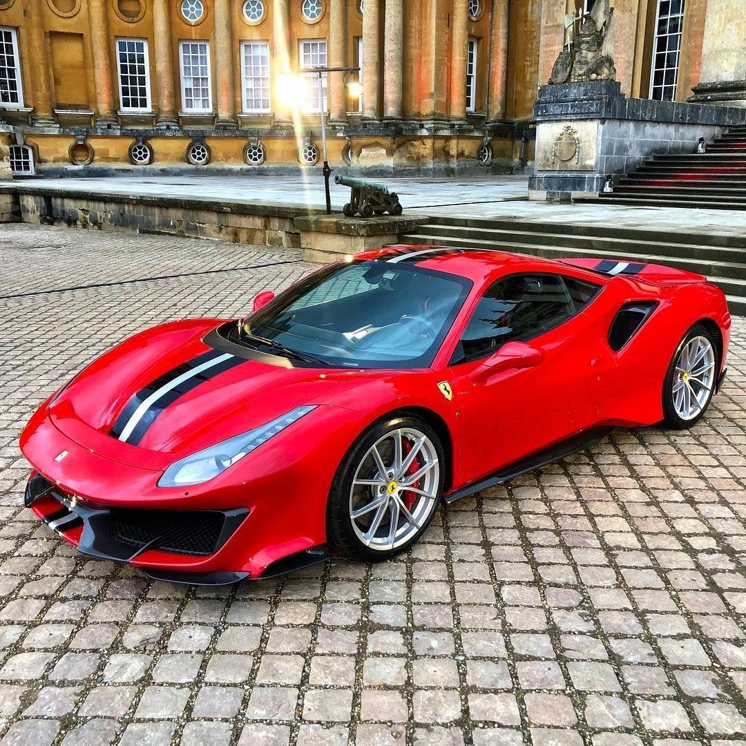 Ferrari 488 Pista Auto Da Sogno Auto Automobile