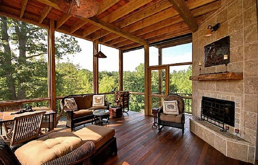 17 best images about screened in porch design ideas on pinterest - Screen Porch Design Ideas