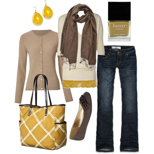 i dont like yellow, but this outfit is so pretty!