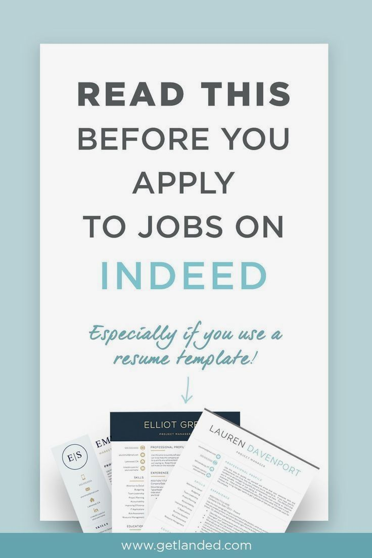 What you need to know about applying to jobs on Indeed