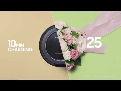 Samsung Wireless Charger׃ Fast Charge  1080p