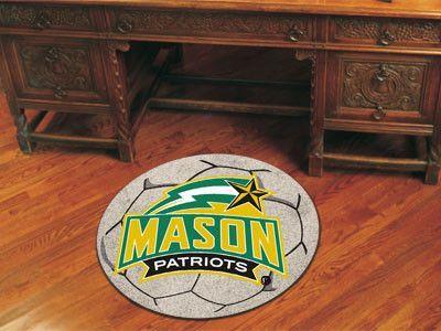 George Mason University Soccer Ball