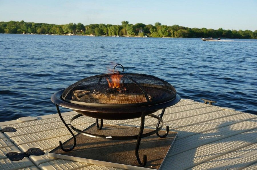 Deck Protect Fire Pit Pads | Home - Deck Protect Fire Pit Pads Home Backyard, Deck, And/or Patio