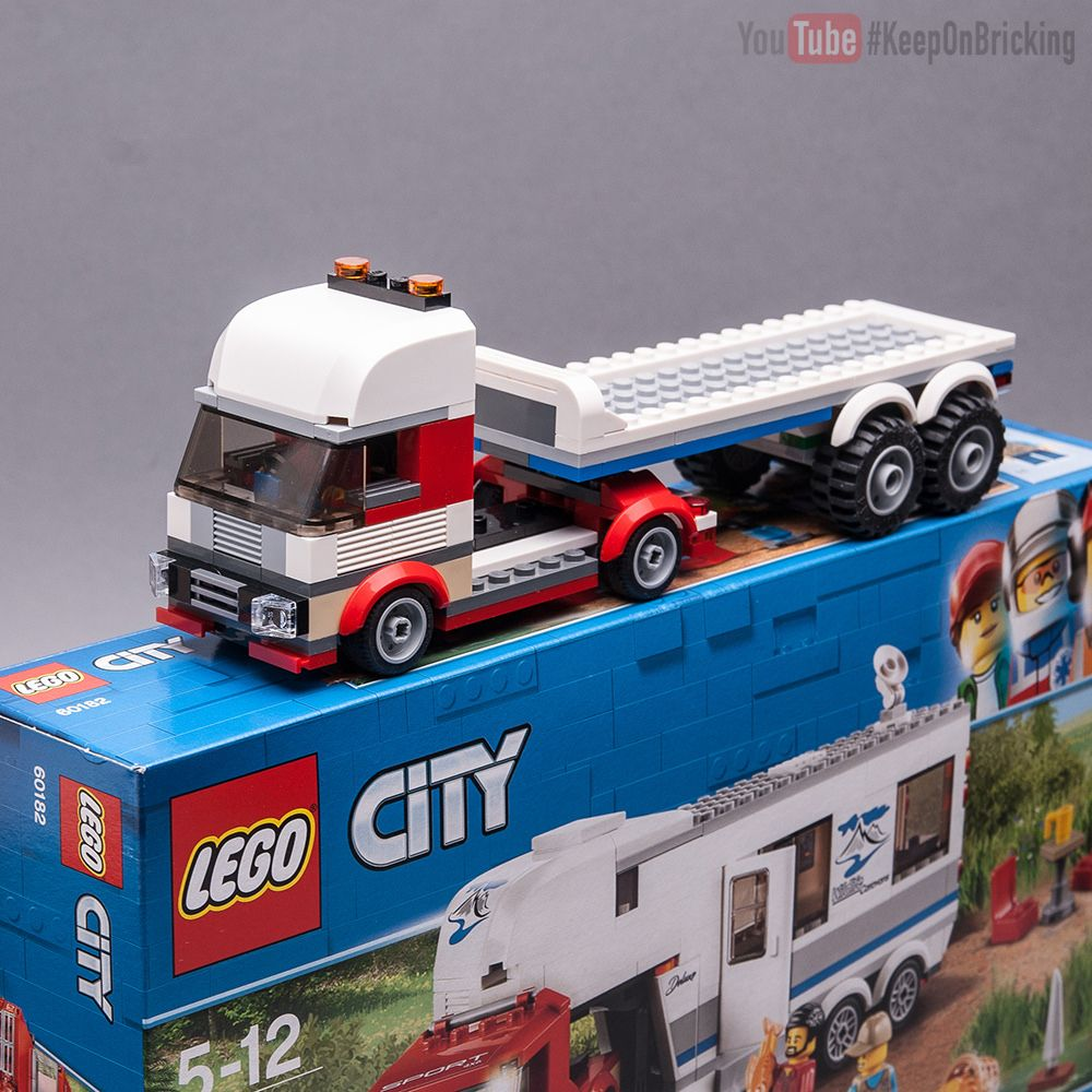 60182 Truck Alternate Legos And Legos