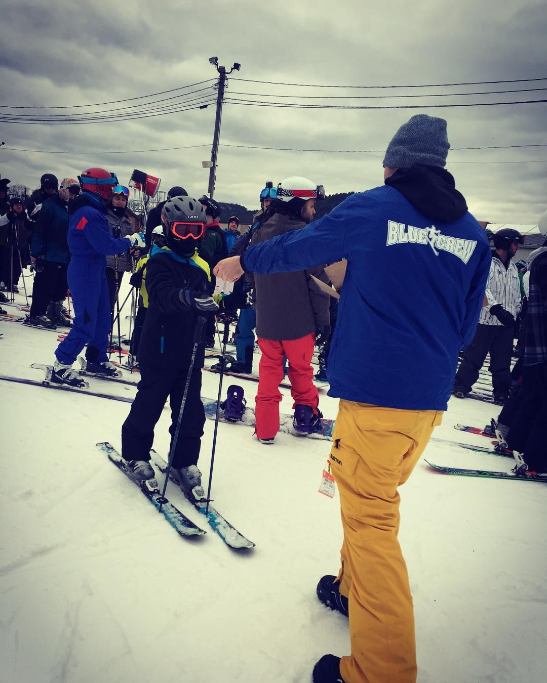 Blue Mountain Resort Skiing And Snowboarding Learning Environments Skiing Snowboarding