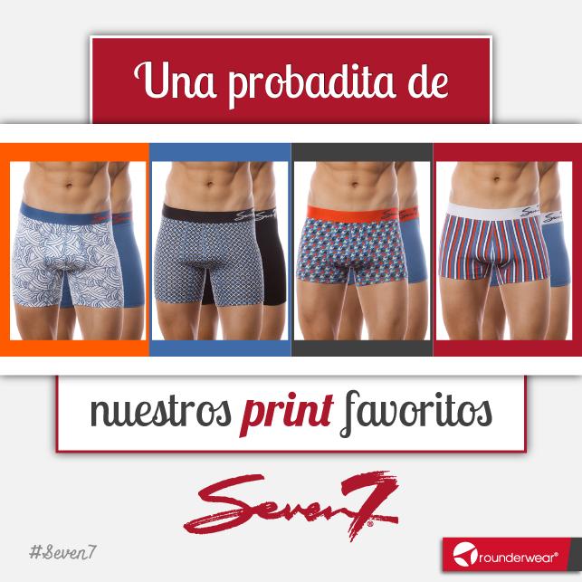 Todos lo que necesitas está aquí. #Seven7 #Rounderguys #Rounderwear #Undies #Underwear #Basic