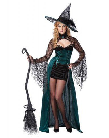 71edd73006f58 California Costumes Women s Enchantress Sexy Witch Long Dress Costume -  Pesquisa Google Roupas De Bruxas