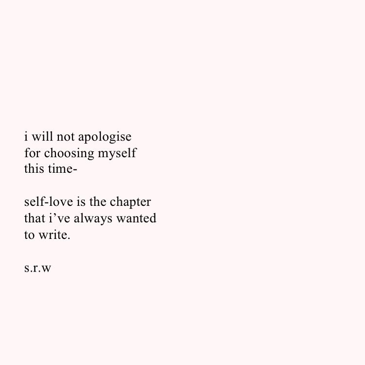 Selflove Poem Quote Poetry Quotes Words Motivation