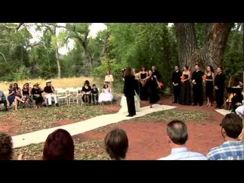 Sedona Wedding Wedding Tree Red Rock State Park Jyllie S