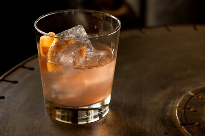 Bartlett's Hall's Old Fashioned