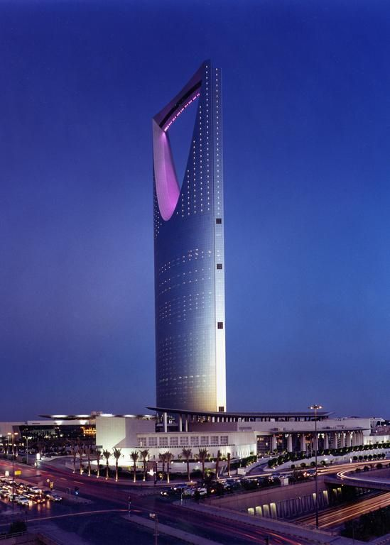 Four Seasons Hotel Riyadh Amazing Buildings Futuristic Architecture Building