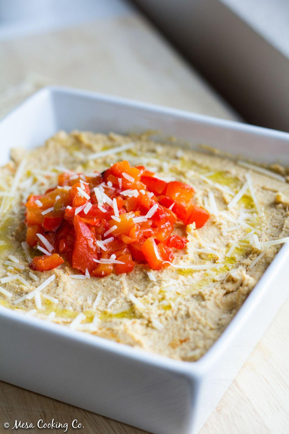 how do you make spicy hummus