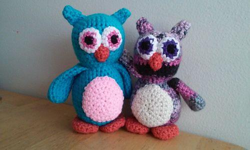 Make It Little Owls Free Crochet Pattern Crochet Amigurumi