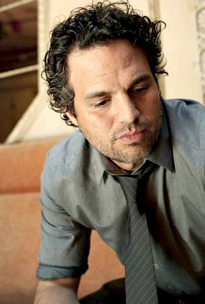 Mark Ruffalo.  I'm sorry something about him just gets me