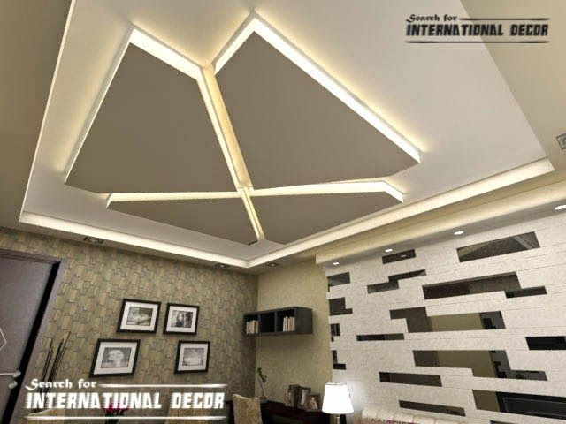 Pop design ceiling for modern interior pop ceiling for Fall ceiling designs for bathroom