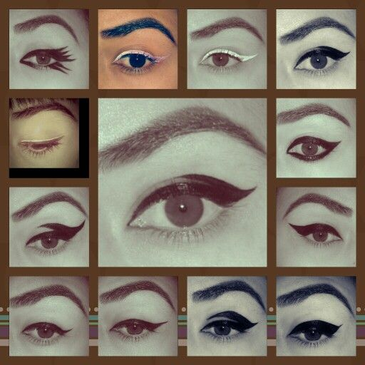 Eyeliners by Lisz Cp