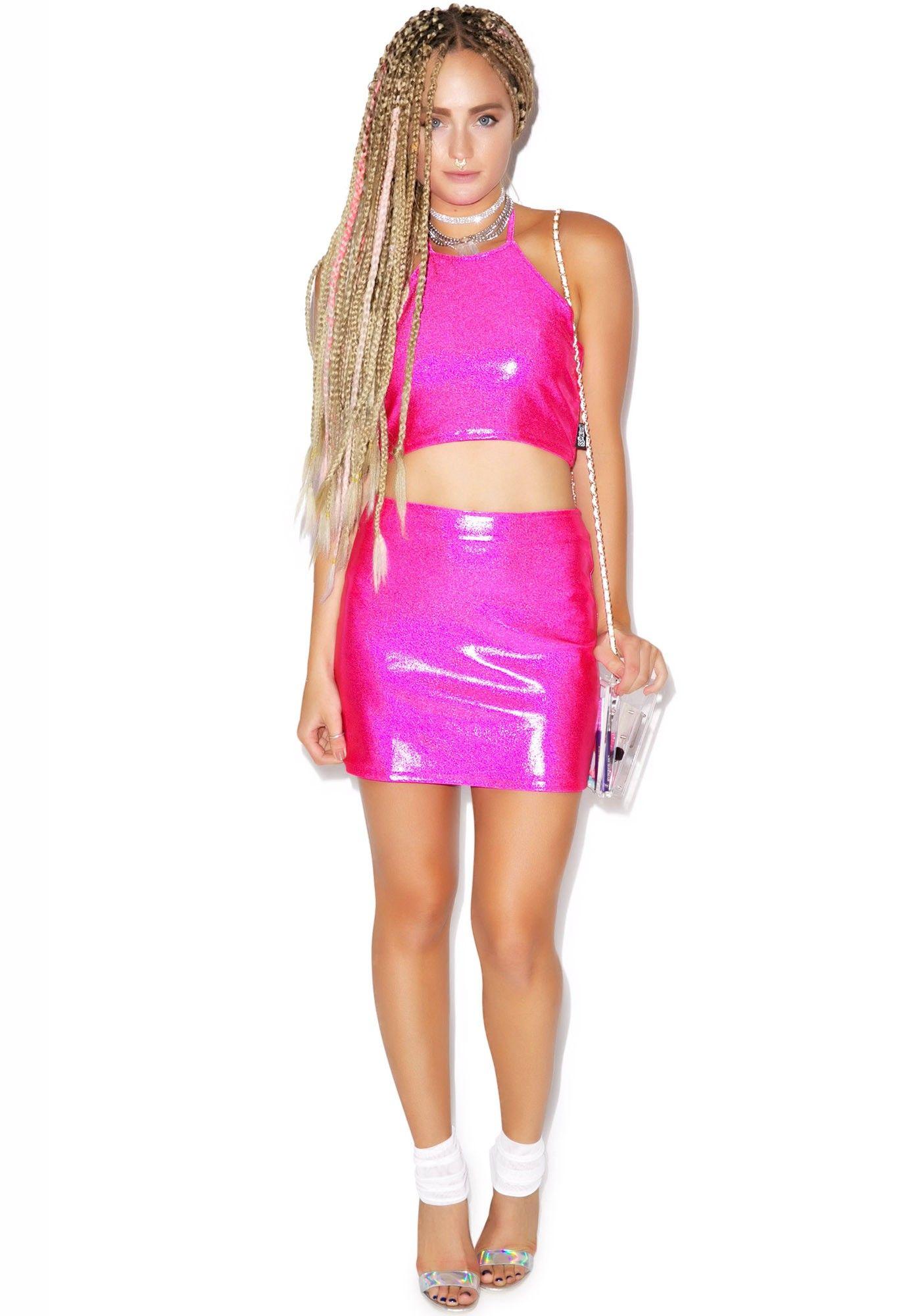 Hot!MeSS Barbie Mini Skirt | Dolls Kill