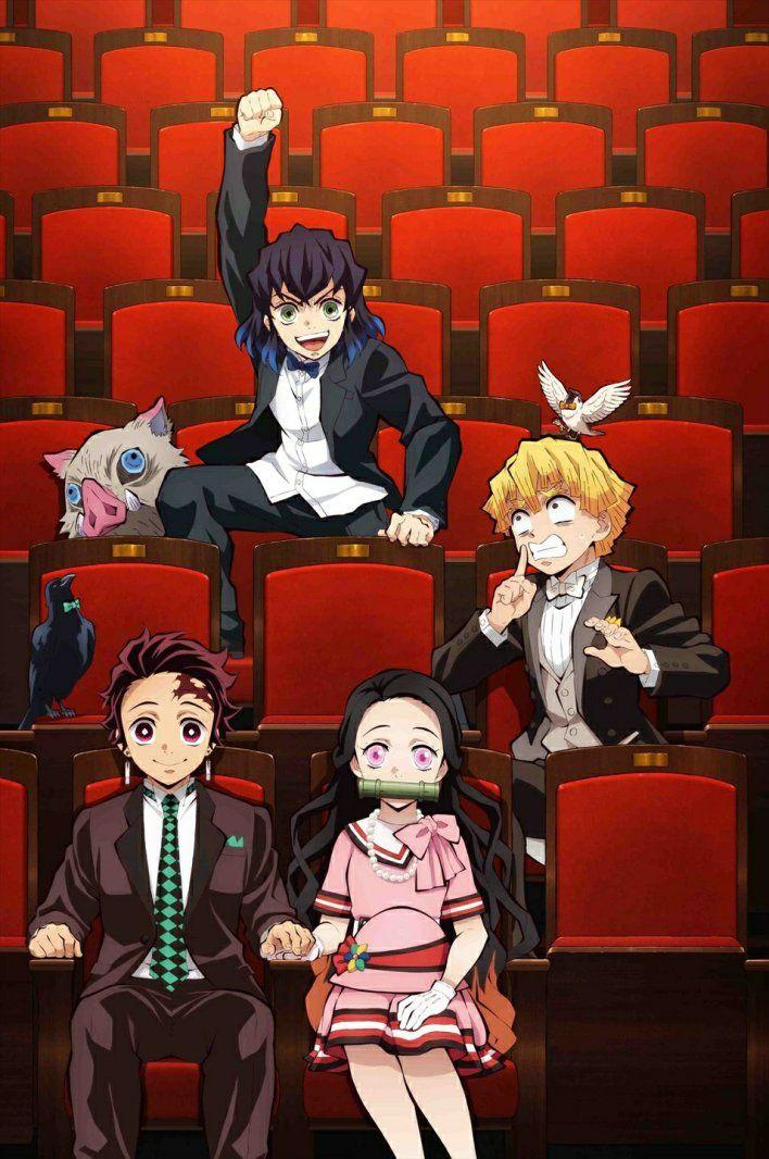 Kimetsu No Yaiba Kanade Anime Demon Demon Anime
