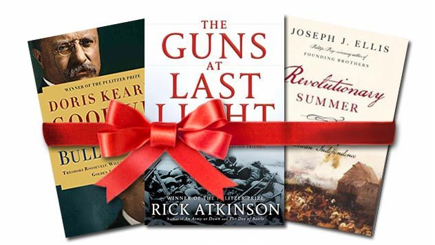 Holiday Gifts for History Buffs: Books on JFK, Vietnam, World War II and More