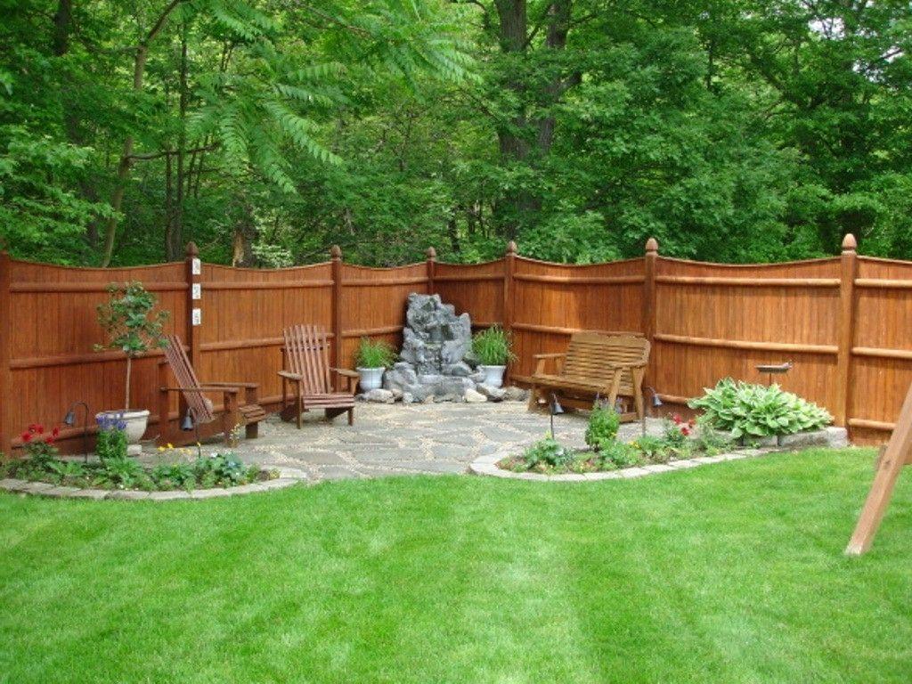 Try These Backyard Landscaping Ideas On A Budget Large Backyard Landscaping Easy Backyard Affordable Backyard Ideas