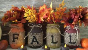 30 DIY Projects for a More Festive Home This Fall